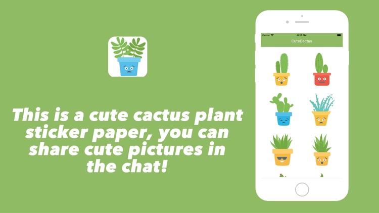Cute Cactuss