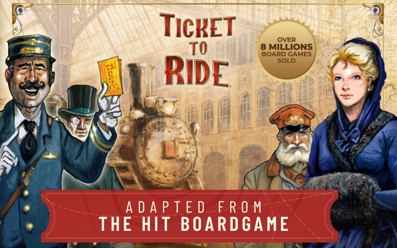 Price Drop: Ticket to Ride  (Games)