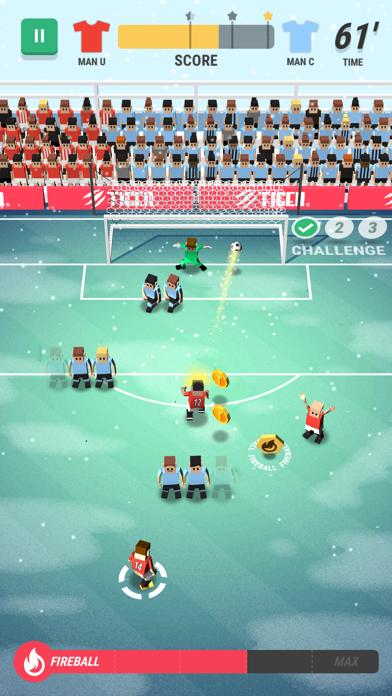 Tiny Striker: World Footballのおすすめ画像4