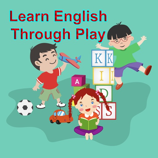 Learn English Through Fun Play