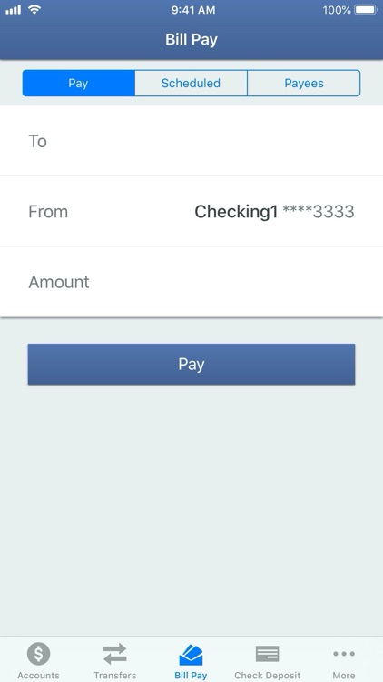 Bankwell Mobile Banking screenshot-4