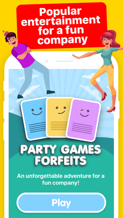 Party Games - Forfeits 18+ Screenshot