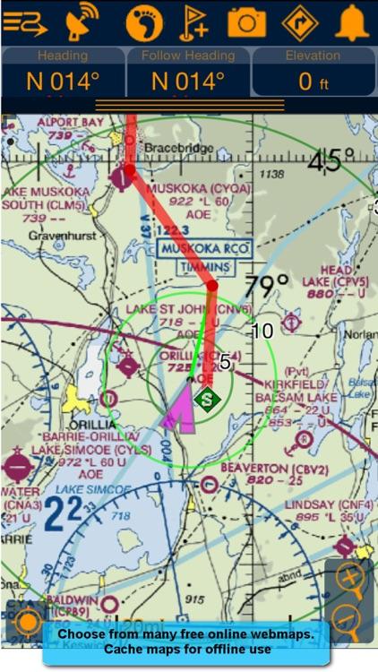 PathAway Outdoor Navigation
