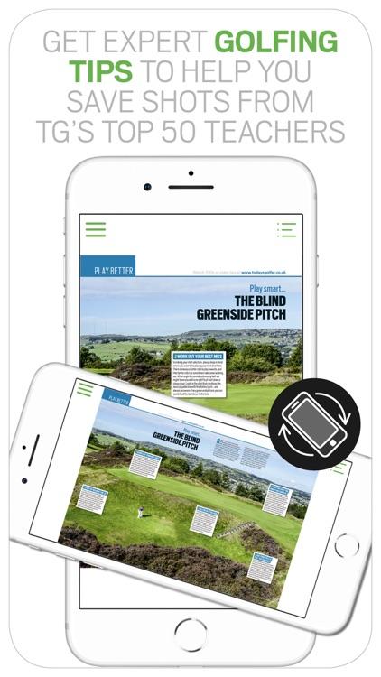 Today's Golfer: News & Stories screenshot-3