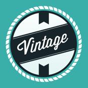 Vintage Design - Logo Maker & Poster Creator DIY icon