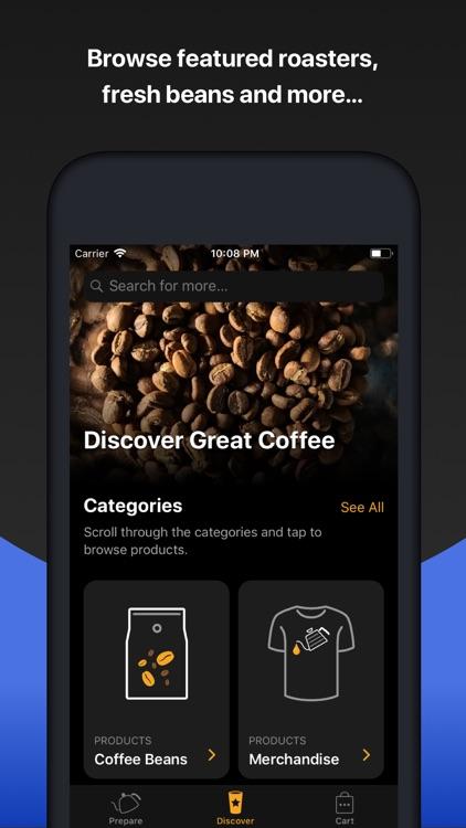 Filtru Coffee screenshot-3