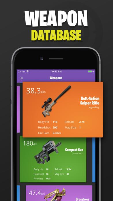 Foto do TraX - Tracker for Fortnite