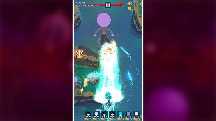 Stick Super Battle: War Fight screenshot-9