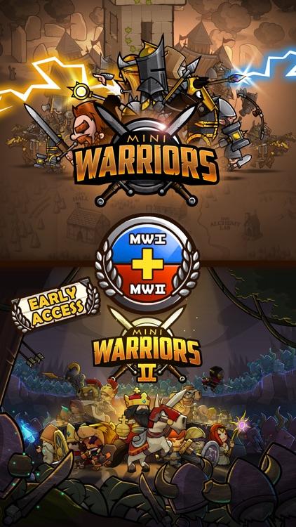 Mini Warriors™ screenshot-0