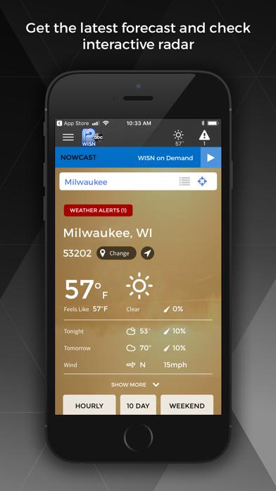 WISN 12 News - Milwaukee by Hearst Television (iOS, United