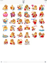 Funny Lion King Sticker ipad images