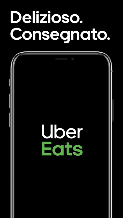Screenshot for Uber Eats: Consegna di cibo in Italy App Store