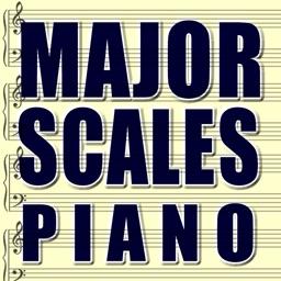 Major Scales Piano