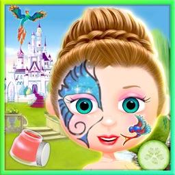 Princess Face Paint & Tattoos
