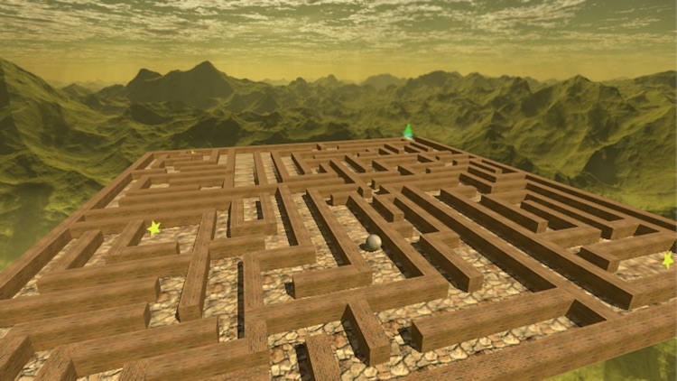 Maze Ball 3D screenshot-3