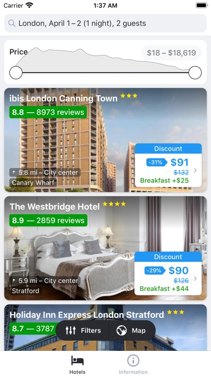 Cheap Hotels - Hotel Deals