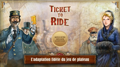 Screenshot #1 pour Ticket to Ride