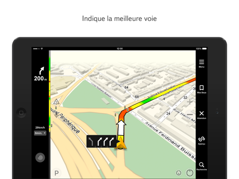 Screenshot #6 pour Yandex.Navi – Île-de-France