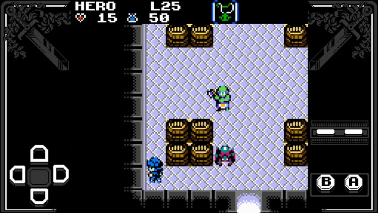 Knights of Tartarus screenshot-6