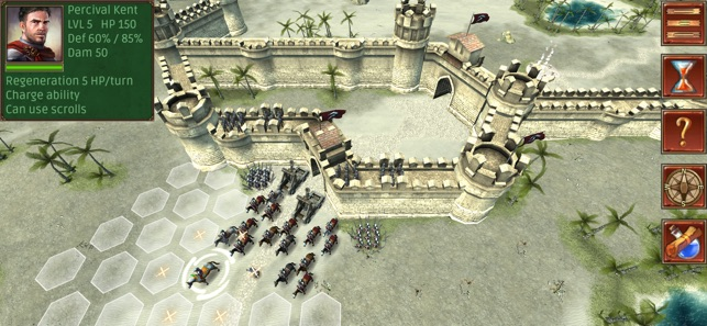 Hex Commander: Fantasy Heroes on the App Store