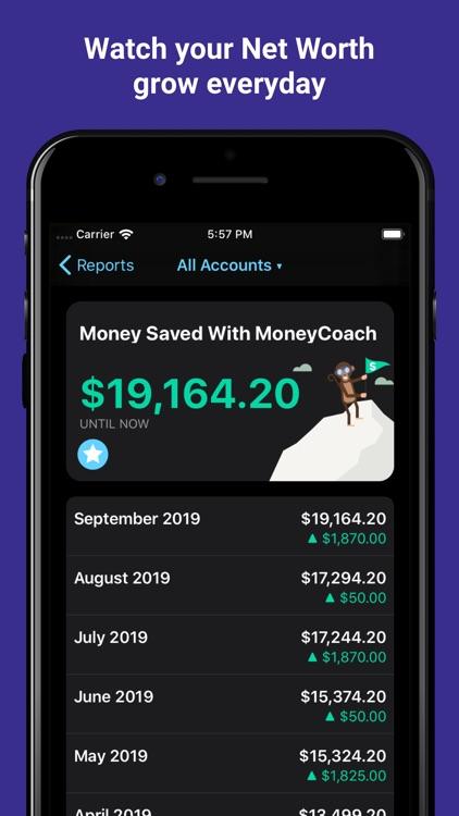 MoneyCoach Budget & Spendings screenshot-6