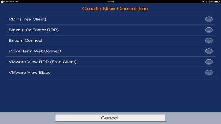 Ericom Connect Mobile Client