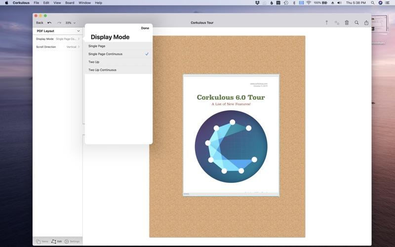 Corkulous for Mac
