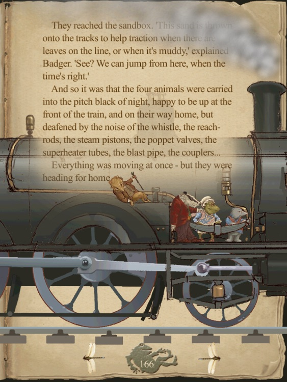 Wind In The Willows App screenshot-9