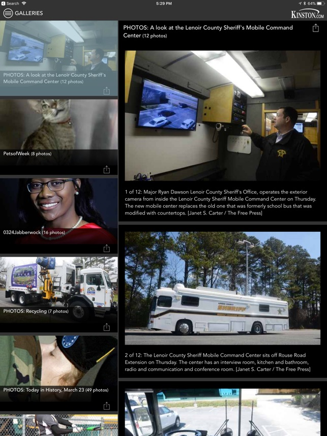 The Free Press, Kinston, NC on the App Store