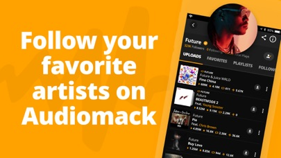 download Audiomack: Download New Music apps 3