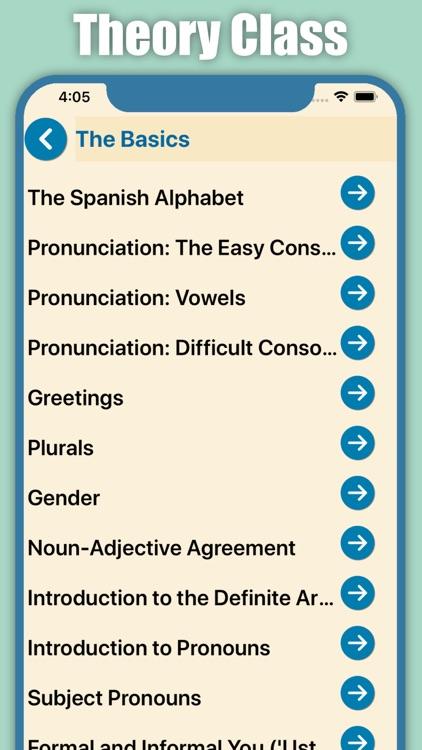 Learn Spanish for Beginners screenshot-9