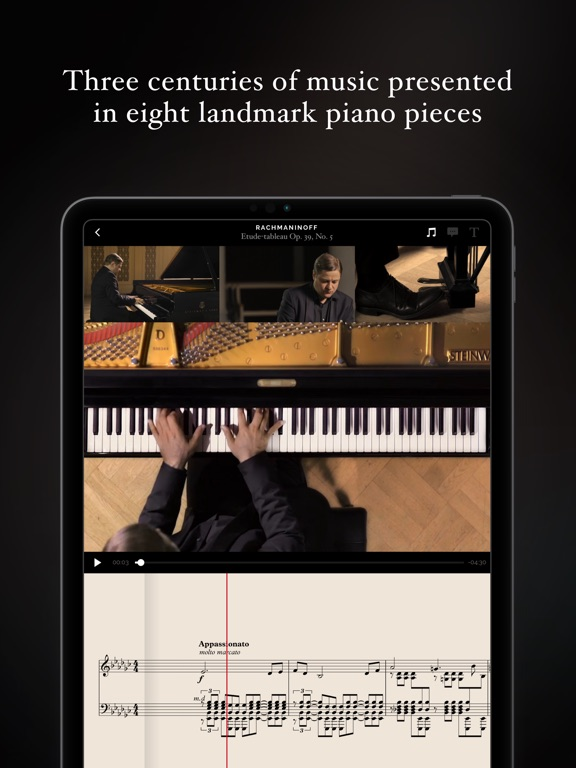 The Art of Piano screenshot #2