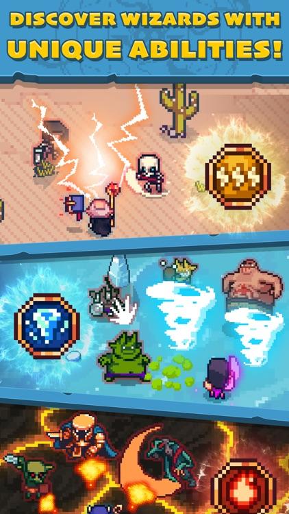 Tap Wizard RPG: Arcane Quest screenshot-3