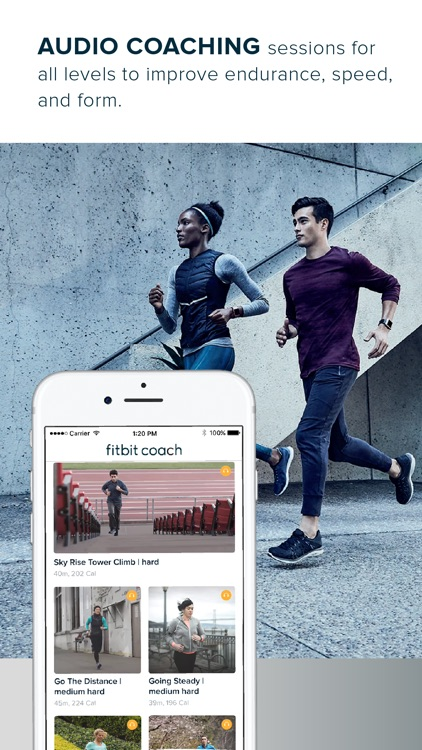 Fitbit Coach screenshot-1