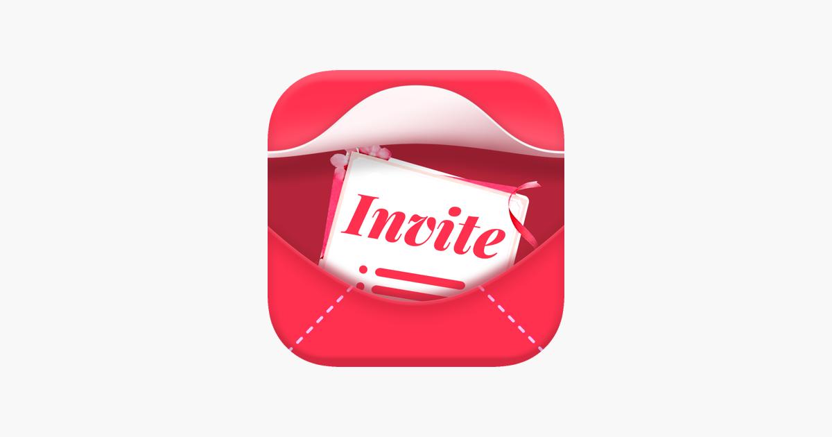 Creador De Invitaciones En App Store