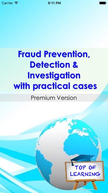 Fraud prevention & detection