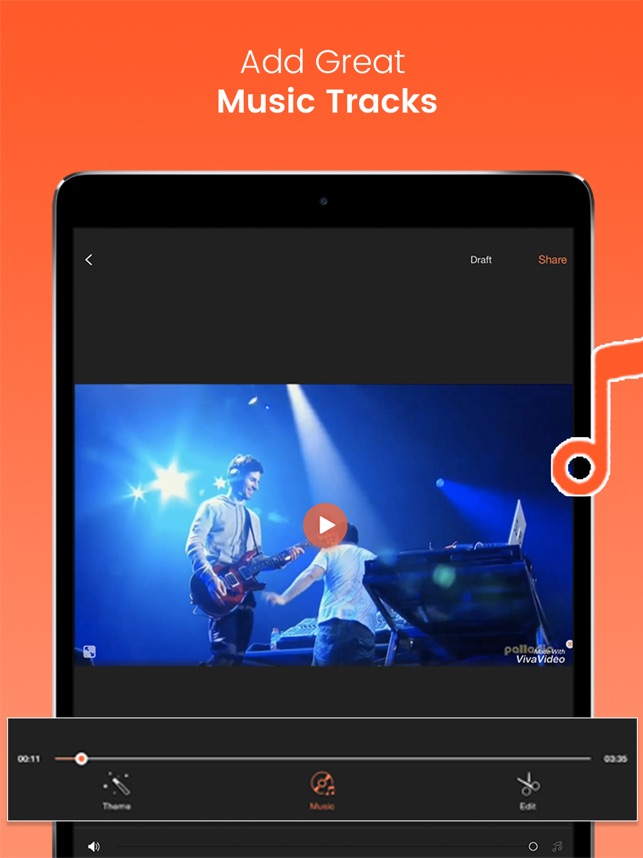 VivaVideo: Video Maker &Editor on the App Store