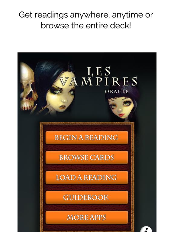 Les Vampires Oracle screenshot 8
