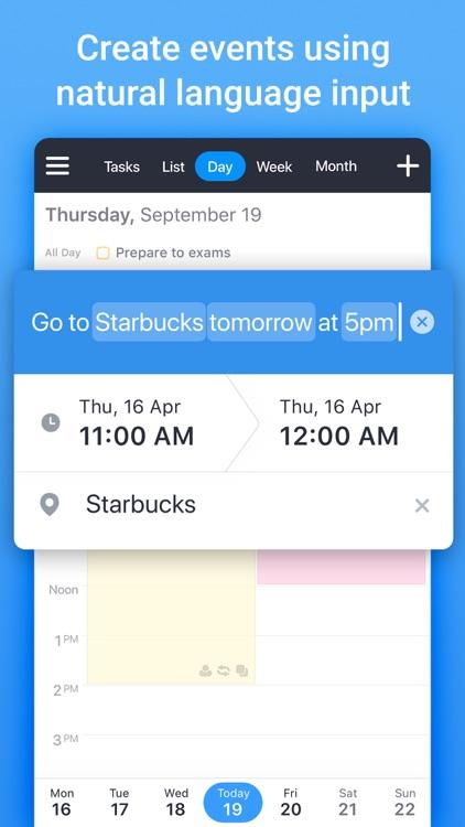 Calendars: Planner, To Do List screenshot-6