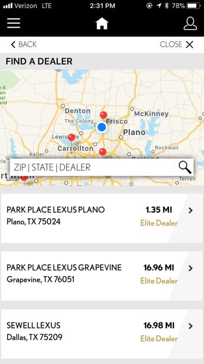 Lexus Drivers screenshot-3
