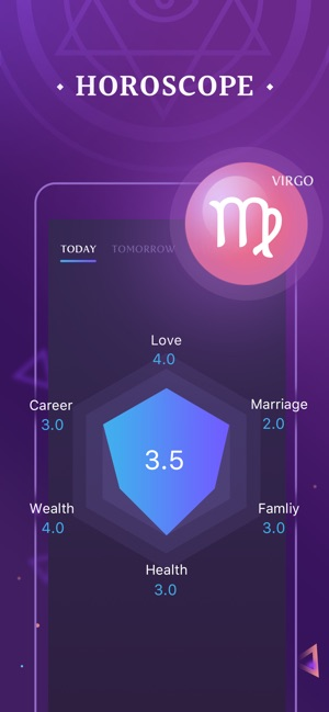 Palm Seer - Aging, Horoscope on the App Store