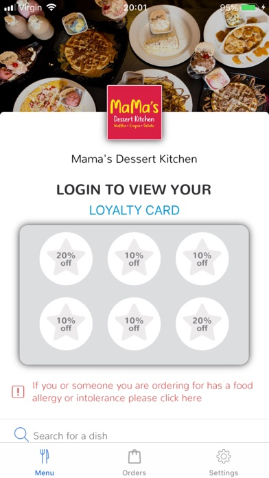 Mama's Dessert Kitchen screenshot 2