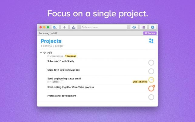 OmniFocus Pro 3 3 1 1 | Cmacapps