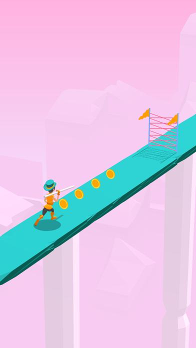 Pole Runner! screenshot 4