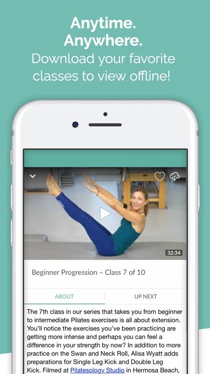 Pilatesology - Pilates Online screenshot-5