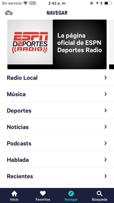 download TuneIn Radio apps 7