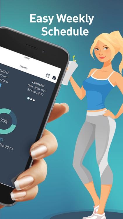 Intermittent Fasting Diet App