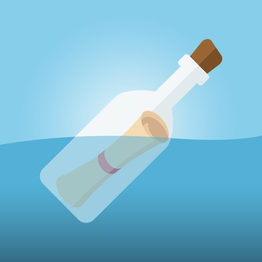 Bottled - How sending a digital message into the waves might change the way we interact