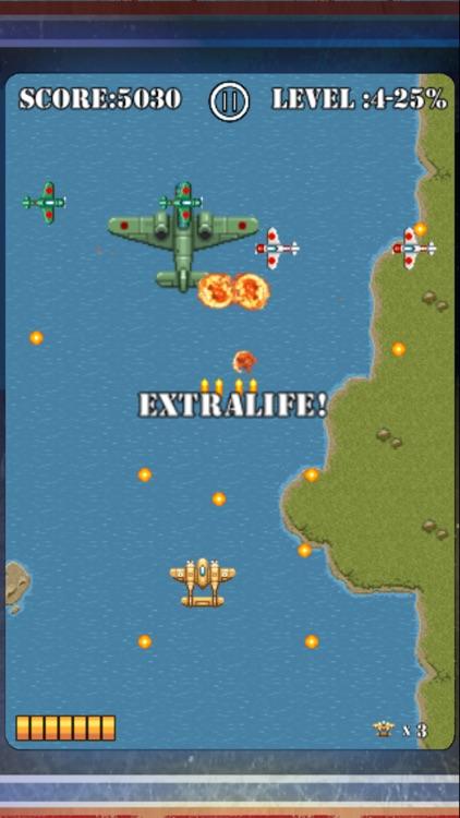 Pacific Wings screenshot-4