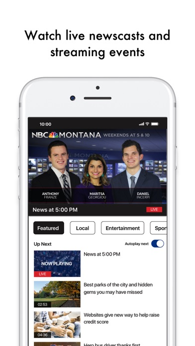 messages.download NBC Montana News software